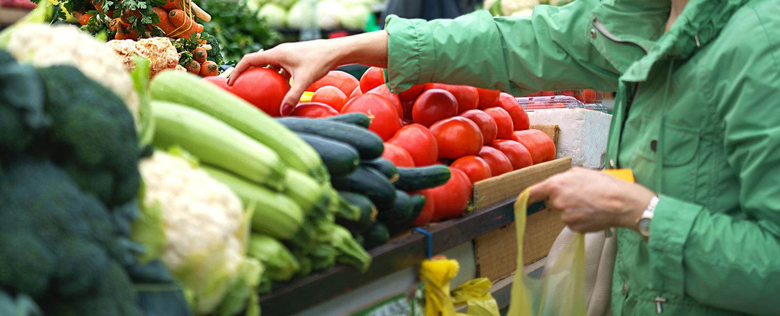 visit the market banner